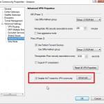 Amazon AWS VPC to Checkpoint VPN - Tip 2 - One Tunnel per Gateway Pair